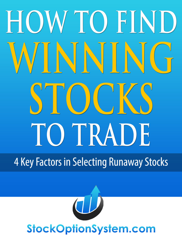 Finding stocks to trade options