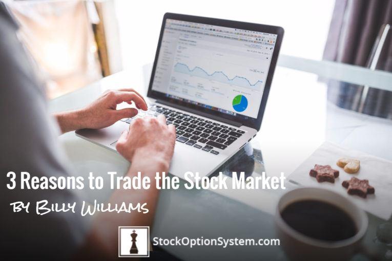 Trade the Stock Market